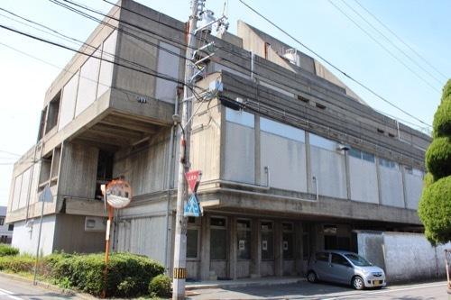 0261:鳴門市庁舎・市民会館 共済会館③