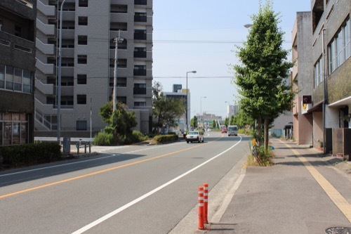 0261:鳴門市庁舎・市民会館 鳴門駅から歩く