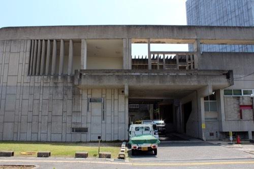 0262:鳴門市文化会館 西側外観③