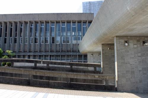 0262:鳴門市文化会館 北側外観②