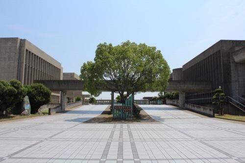 0262:鳴門市文化会館 公園空間①