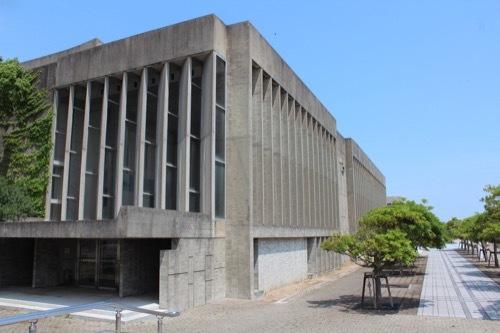 0262:鳴門市文化会館 南側外観