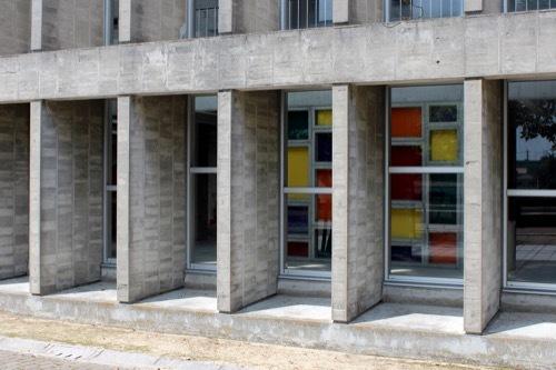 0262:鳴門市文化会館 東側外観①