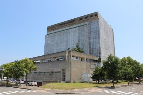 0262:鳴門市文化会館 西側フライタワー①