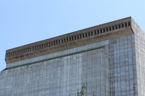 0262:鳴門市文化会館 西側フライタワー②