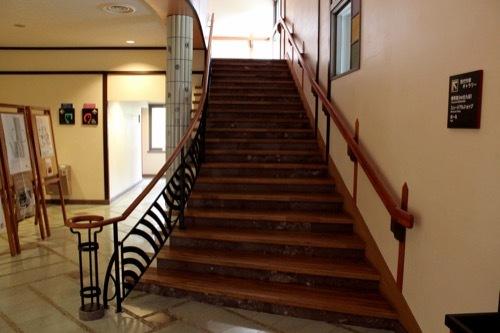 0263:石川県九谷焼美術館 階段