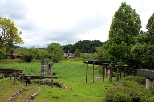 0263:石川県九谷焼美術館 公園の様子③