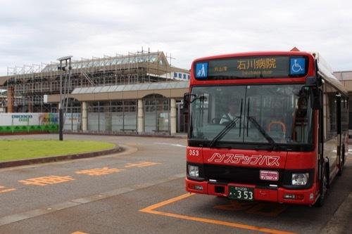 0264:加賀片山津温泉総湯 片山津行きバス
