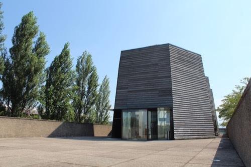 0265:中谷宇吉郎雪の科学館 2階外観①