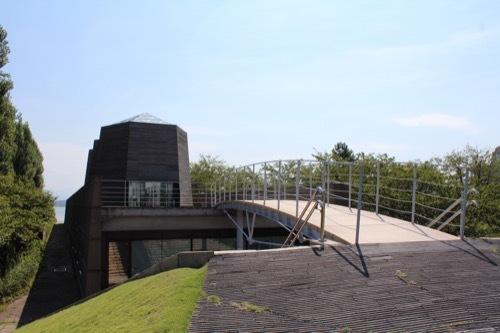 0265:中谷宇吉郎雪の科学館 正面外観①