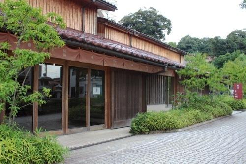0267:山代温泉新総湯 新総湯東側外観①