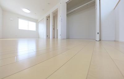 綺麗になった部屋