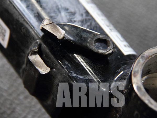 ルイガノのアルミフレーム修理