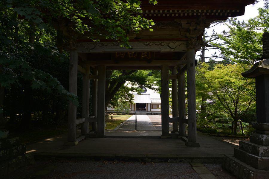 角田山 妙光寺 Ⅰ