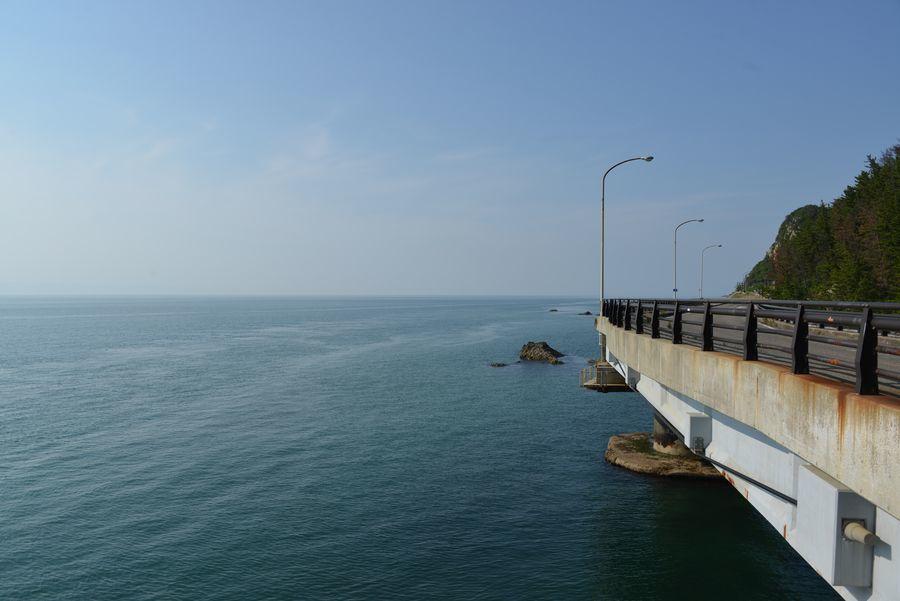 穏やかな海-2