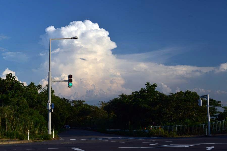 入道雲-5