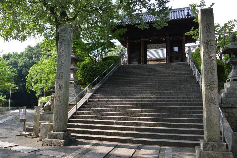 倉敷 阿智神社-1
