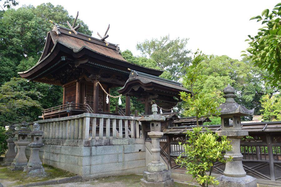 倉敷 阿智神社-3