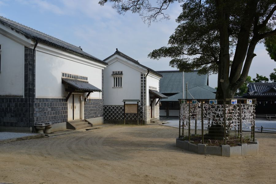 倉敷 阿智神社-4