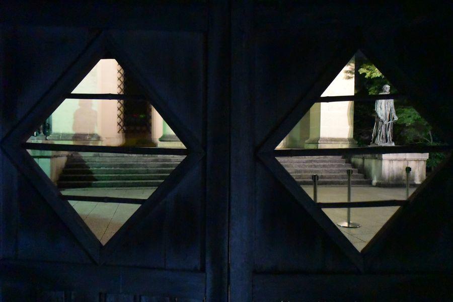 倉敷 大原美術館と-2
