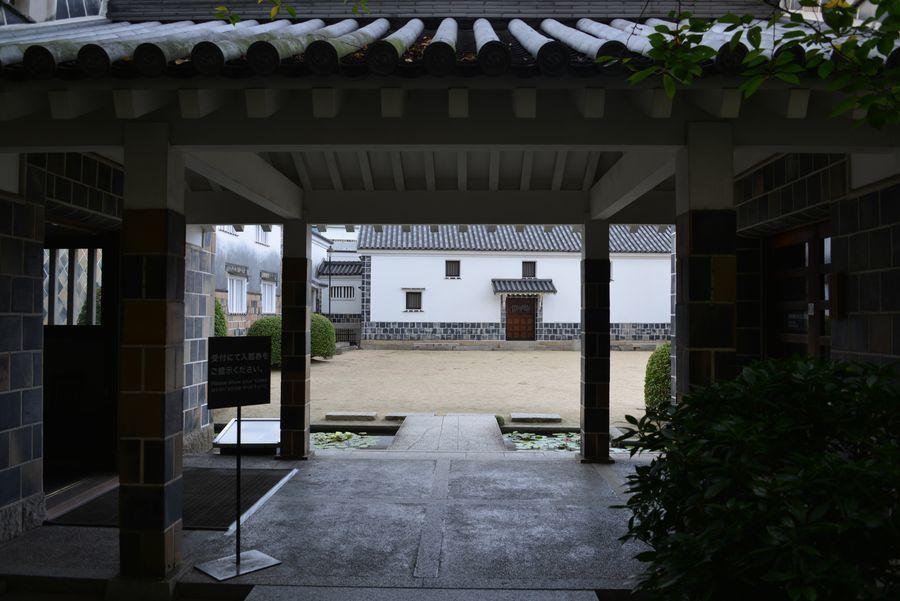 倉敷 大原美術館と-3
