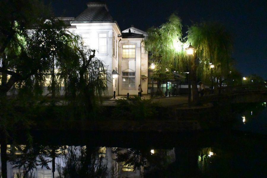 倉敷 大原美術館と-5