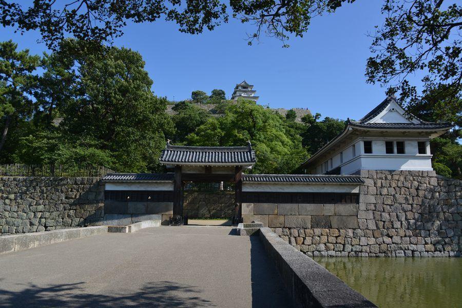 丸亀城-1