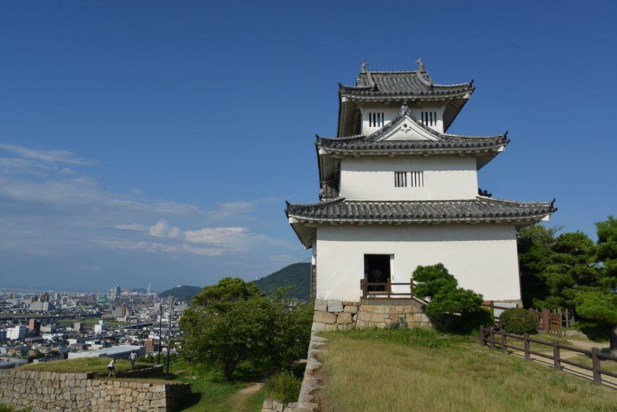丸亀城-4