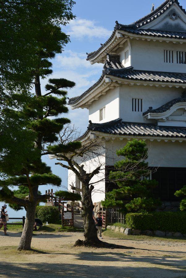 丸亀城-6