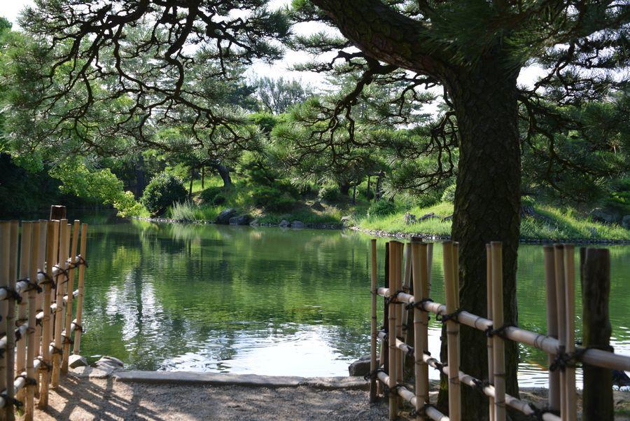 栗林公園 散策-4