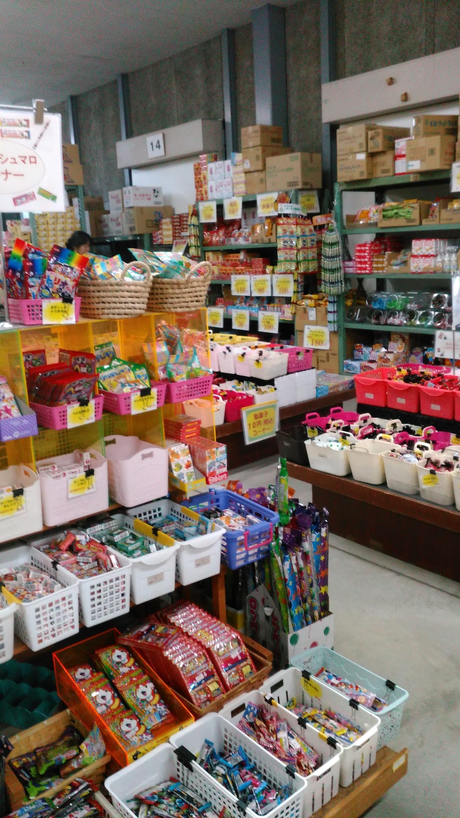 駄菓子売り場3