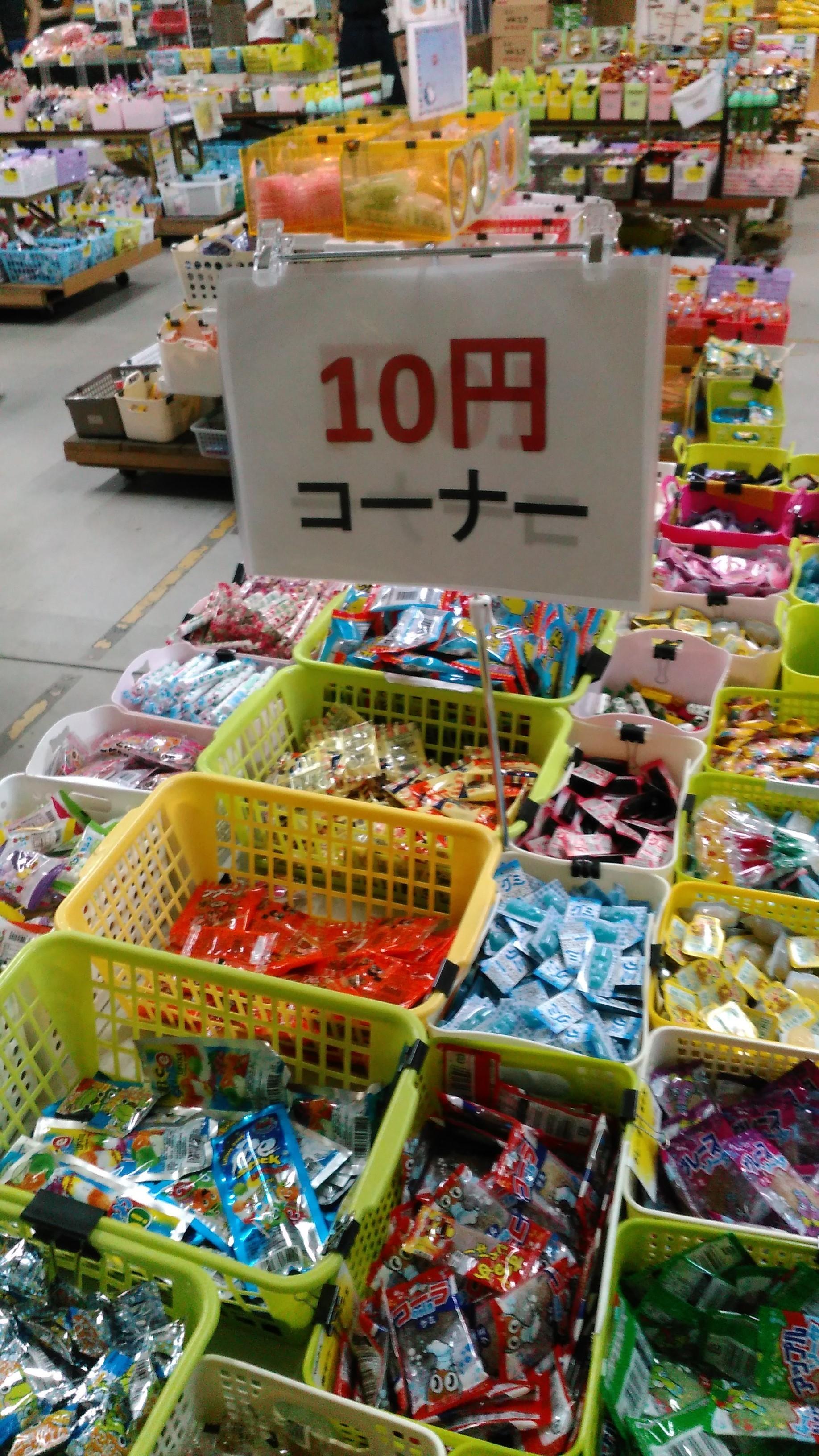 駄菓子売り場6