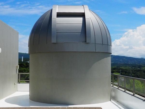20170722_4F太陽望遠鏡ドーム-月光プレオープン