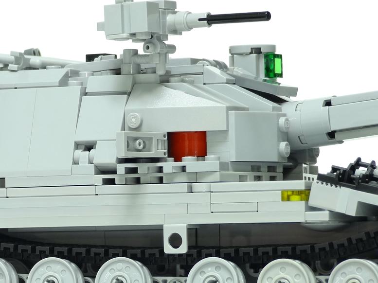 レゴ 自走榴弾砲 ウォーベアー2