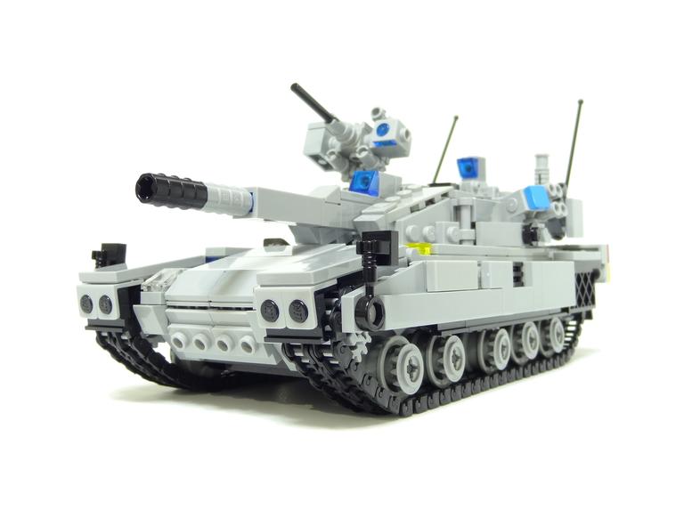 レゴ 新型戦車