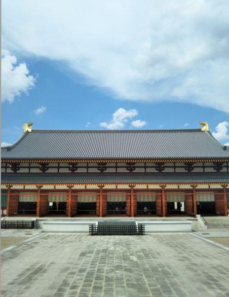 薬師寺~唐招提寺 (2)