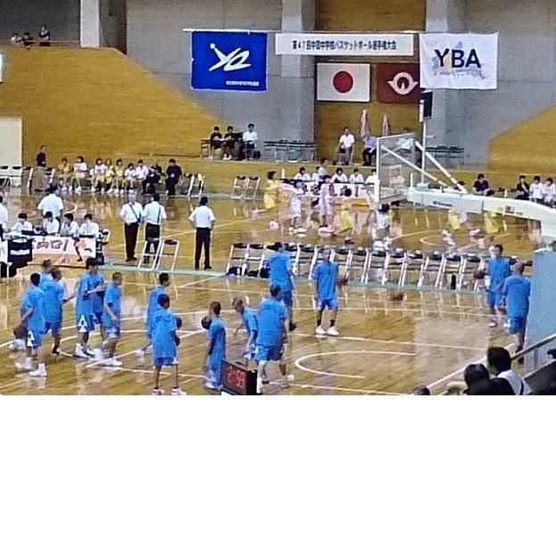 バスケットボール中国大会2017