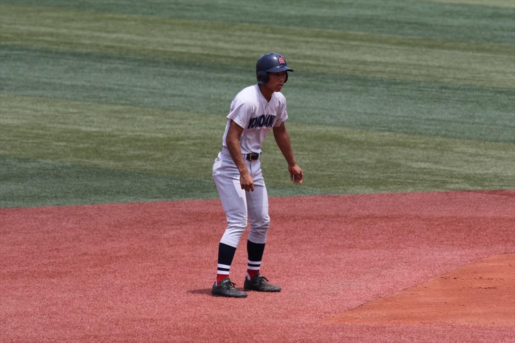 最初から横浜高校の猛攻が始まった_6