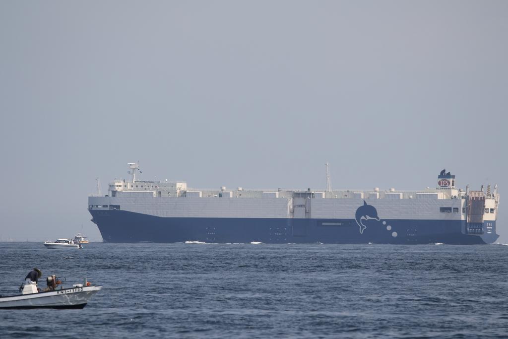 トヨフジ海運の船舶
