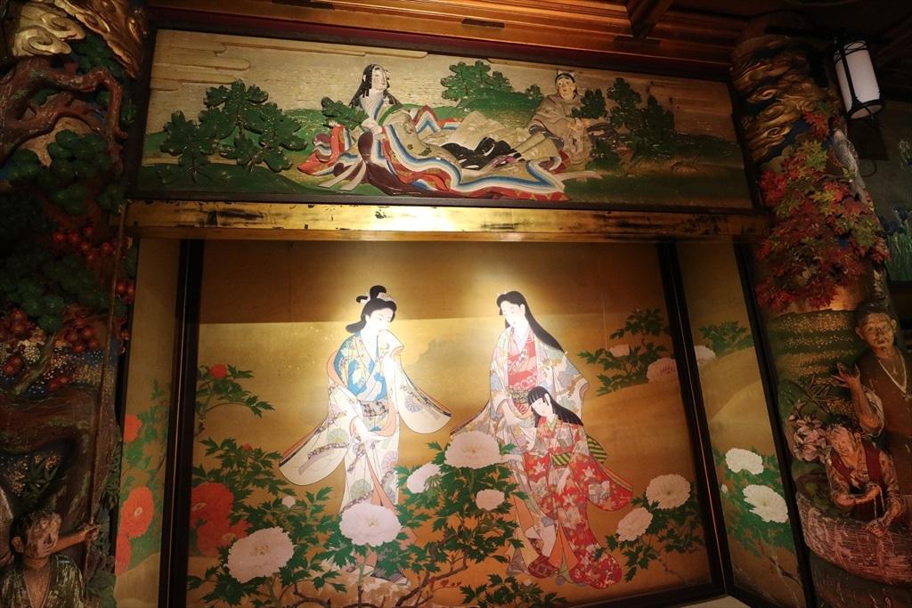このような日本画もあった_1