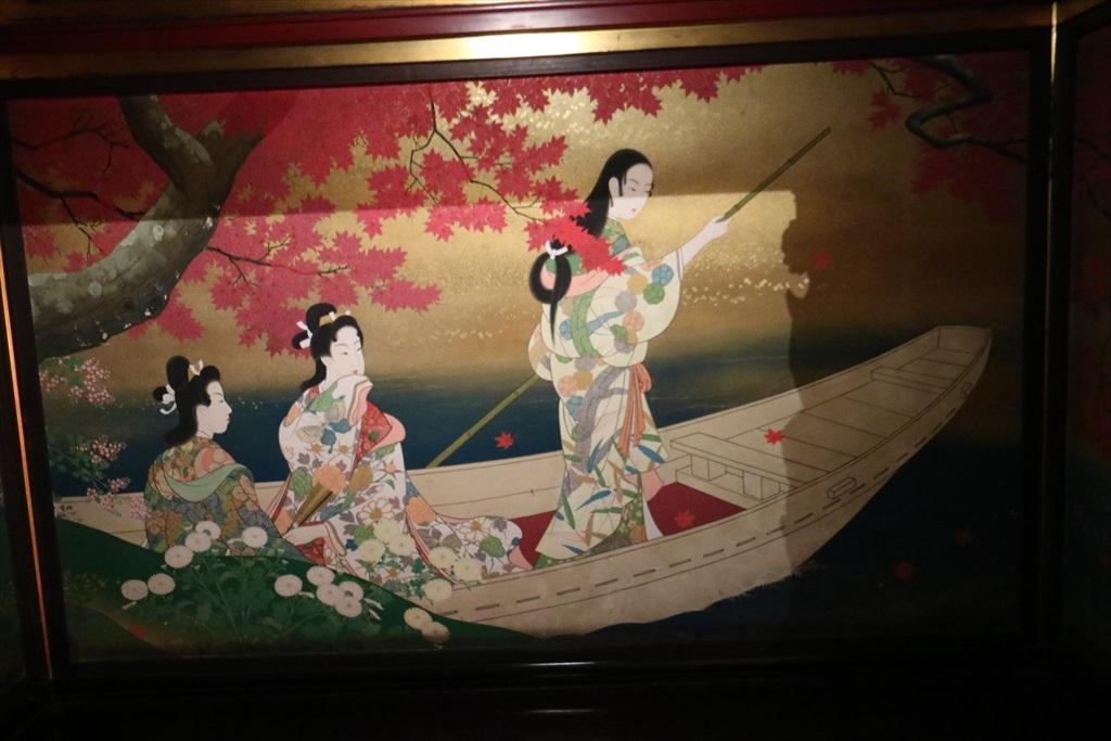 このような日本画もあった_2
