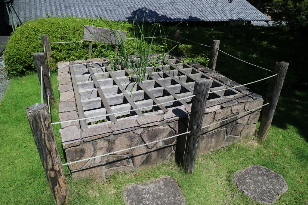 掛川城二の丸御殿の勝手台所