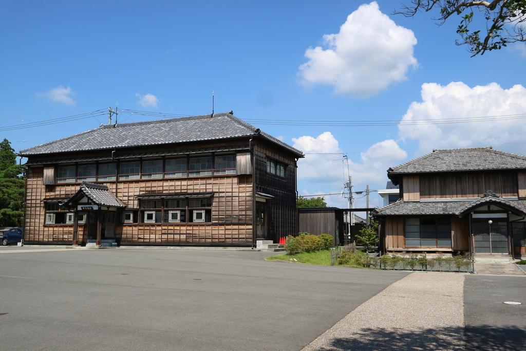 仰徳学寮と冀北学舎
