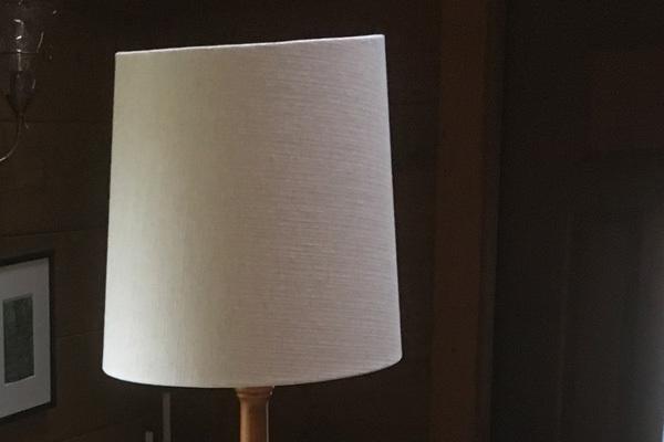 ランプシェード1