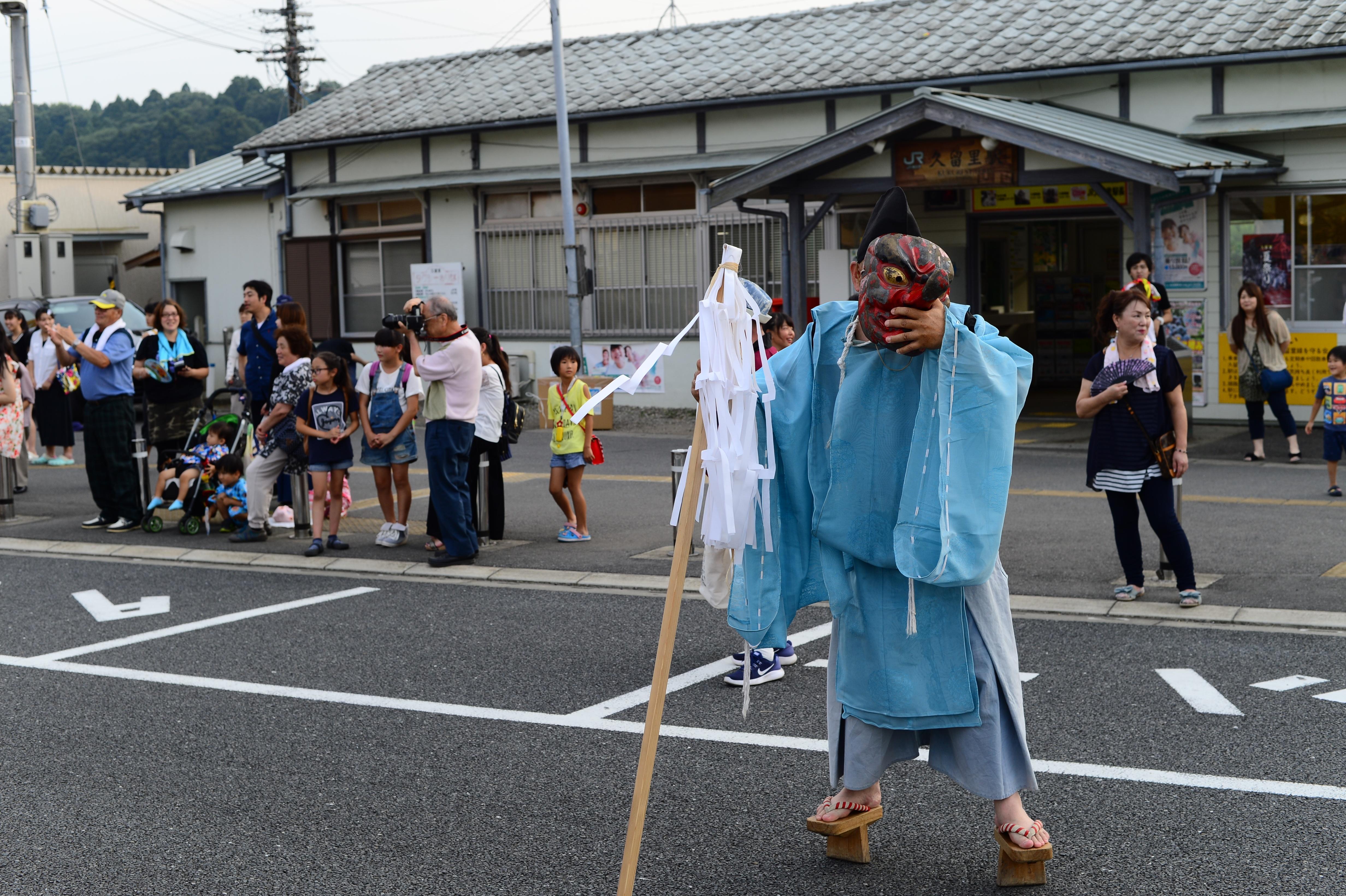 久留里夏祭り1