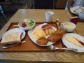 170716朝食はしっかり食っとく