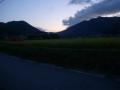 170902大原で夜明けを迎える