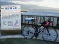 170902琵琶湖大橋を渡る