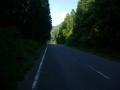170909アセボ峠への上り甲賀CC手前
