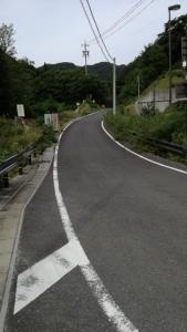 石榑峠旧道